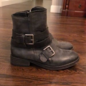 Like new treasure and bond booties from Nordstrom